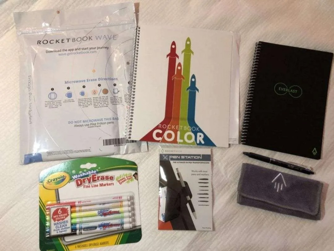 Rocketbook Products