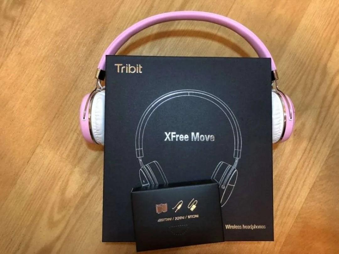 Tribit XFree Move headphones