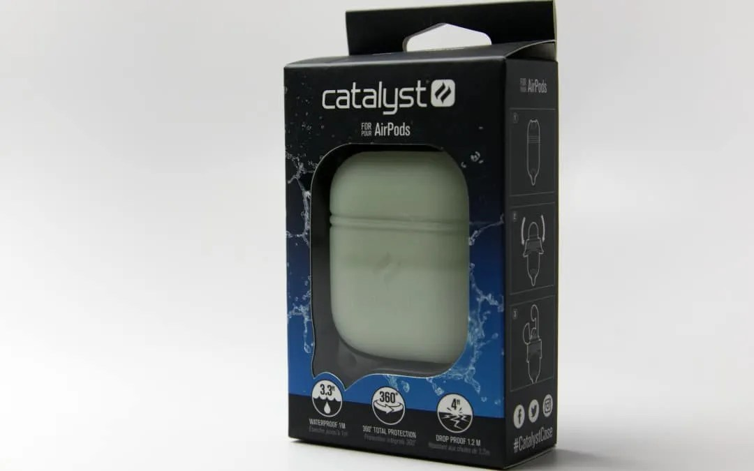Catalyst Case for AirPods REVIEW Glow in the Dark