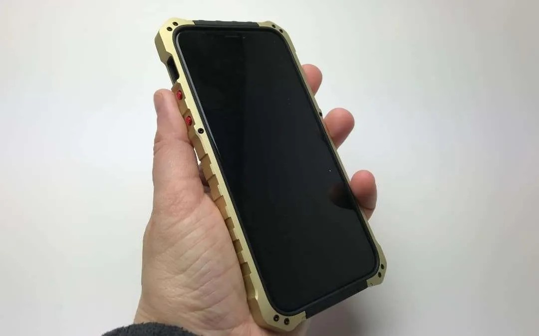 Element Case Black OPS for iPhone X REVIEW