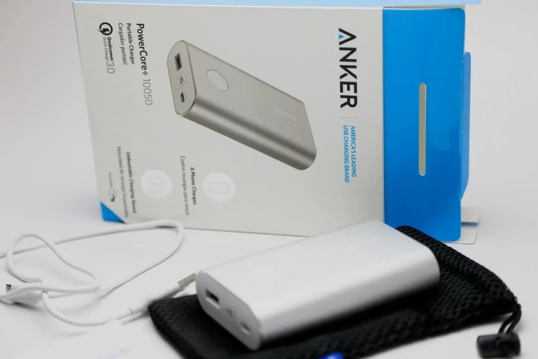 Anker PowerCore+ 10050 Portable Charger REVIEW