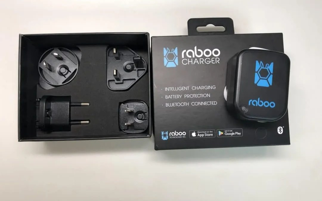 Raboo Smart Charger Review and Interview