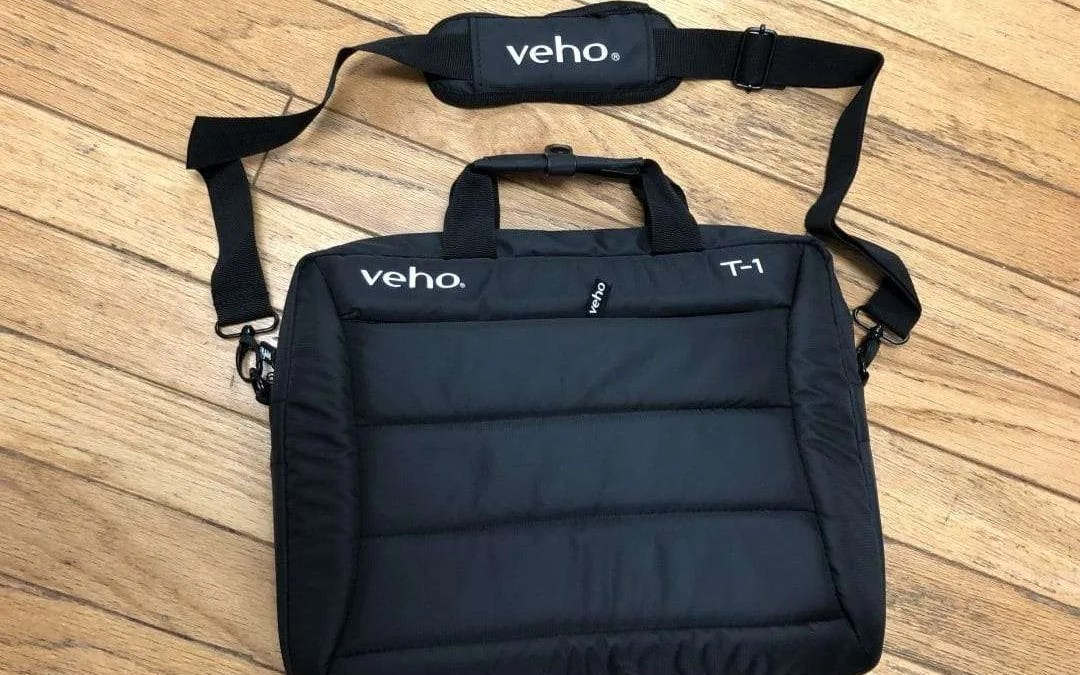 Veho T1 Messenger Bag REVIEW Carry Your iPad and MacBook Pro in Style