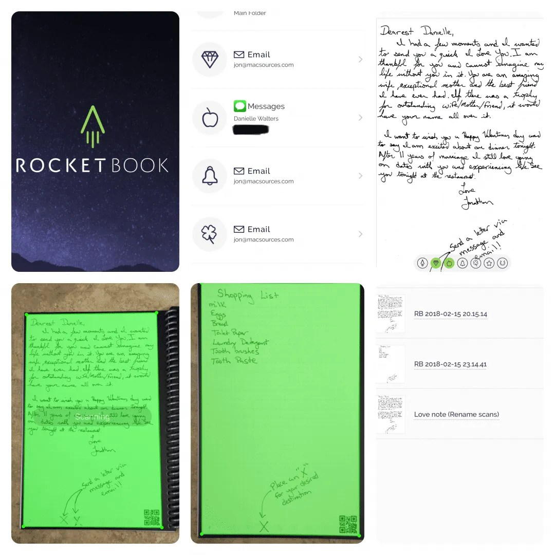 Rocketbook Everlast REVIEW The Last Notebook You Will Ever