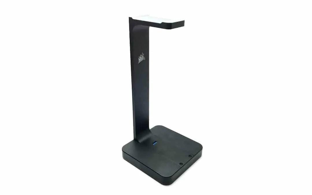 Corsair ST100 RGB Premium Headset Stand REVIEW