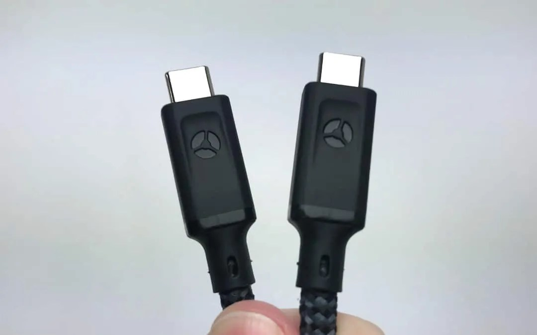 Nomad 100W USB-C Cable REVIEW