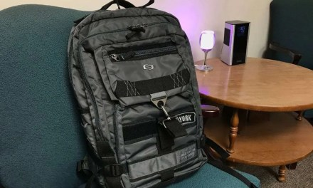Solo Black Ops Altitude Backpack REVIEW