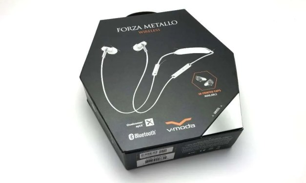 V-MODA Forza Metallo Wireless Earbuds (White) REVIEW
