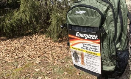 Powerkeep Wanderer Backpack by Energizier REVIEW Harness Solar Power For Your Adventures