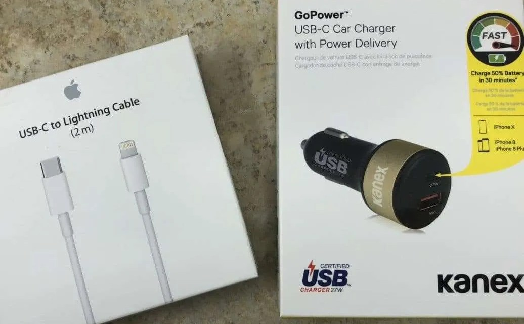 Kanex 27W GoPower USB-C Car Charger REVIEW Fast Power keeps you connected