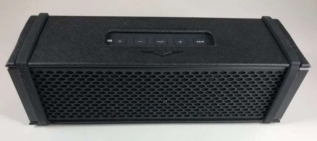 V-MODA Remix Wireless Bluetooth Speaker (Black) REVIEW