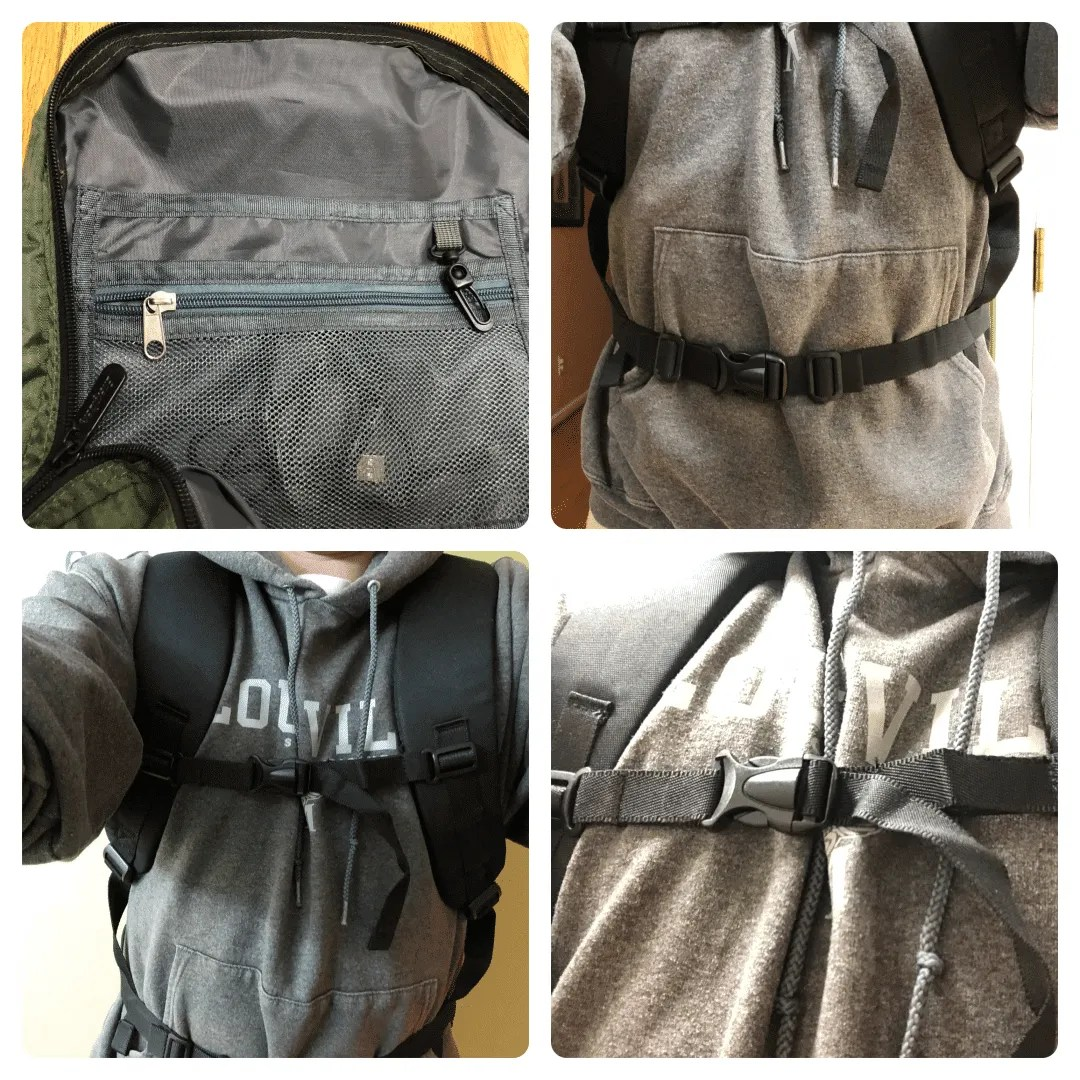 PowerKeep Wander Backpack