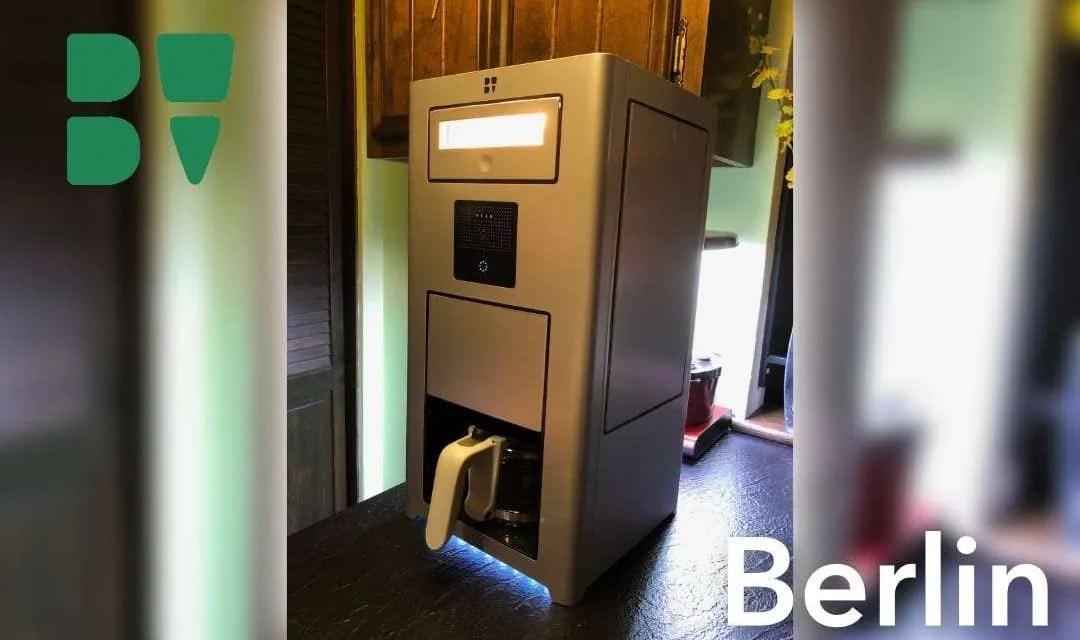 Bonaverde Berlin Roast-Grind-Brew Coffee Maker REVIEW