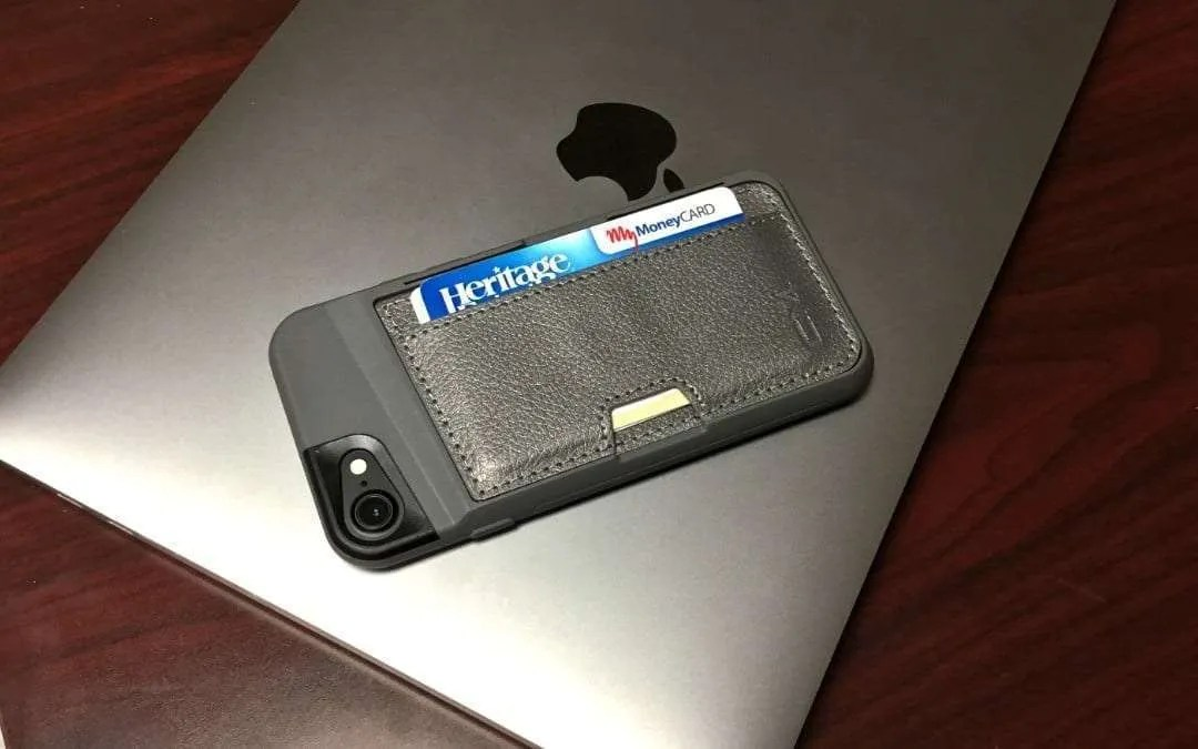Silk Wallet Slayer Vol 2 Card Case for iPhone 7 REVIEW