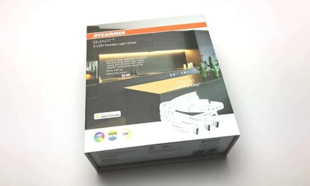 SYLVANIA SMART+ Apple HomeKit-Enabled Color Flex Strip REVIEW