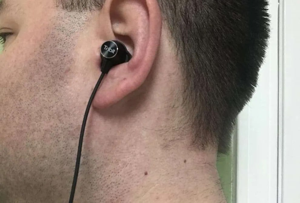 Tribit Xfree in Ear