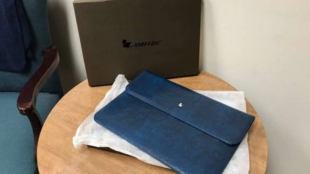 Jisoncase Leather Case for MacBook Pro REVIEW