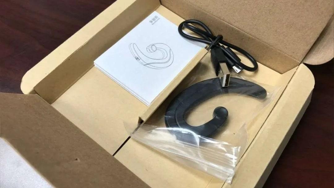 Joyroom P1 Ultrathin Earhook Bluetooth Earphone REVIEW