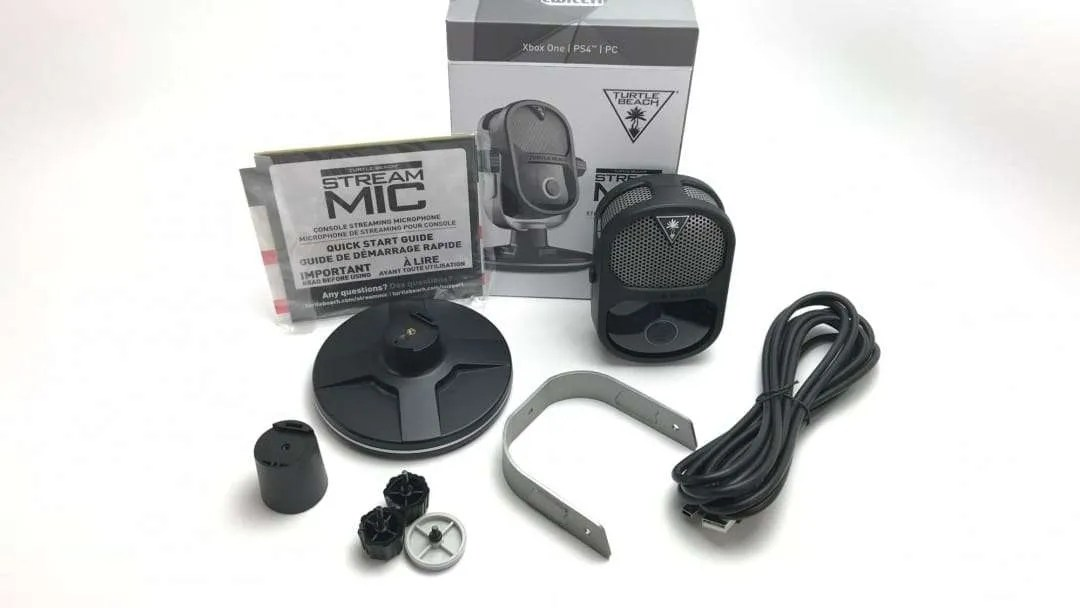 Turtle Beach Stream Mic REVIEW