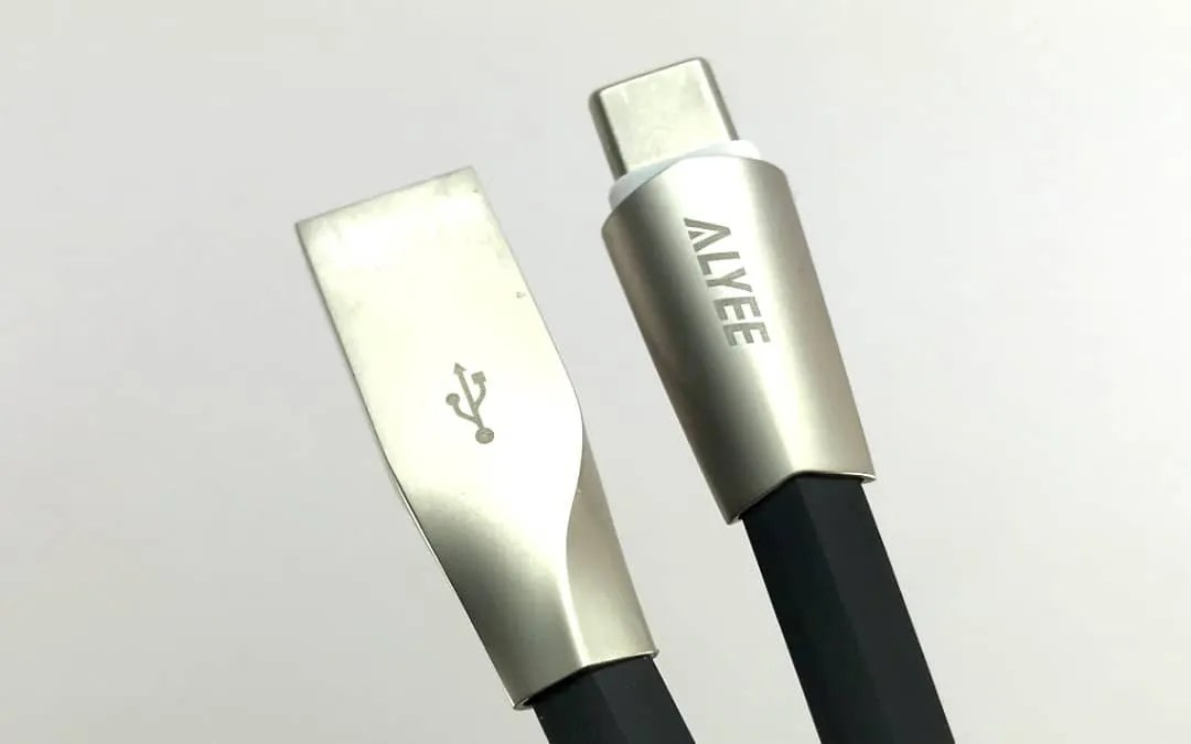 Alyee USB Type-C Cables with LED Light REVIEW