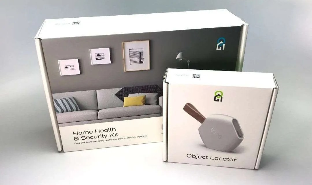 TABS Home Health and Security Kit and Object Locator REVIEW