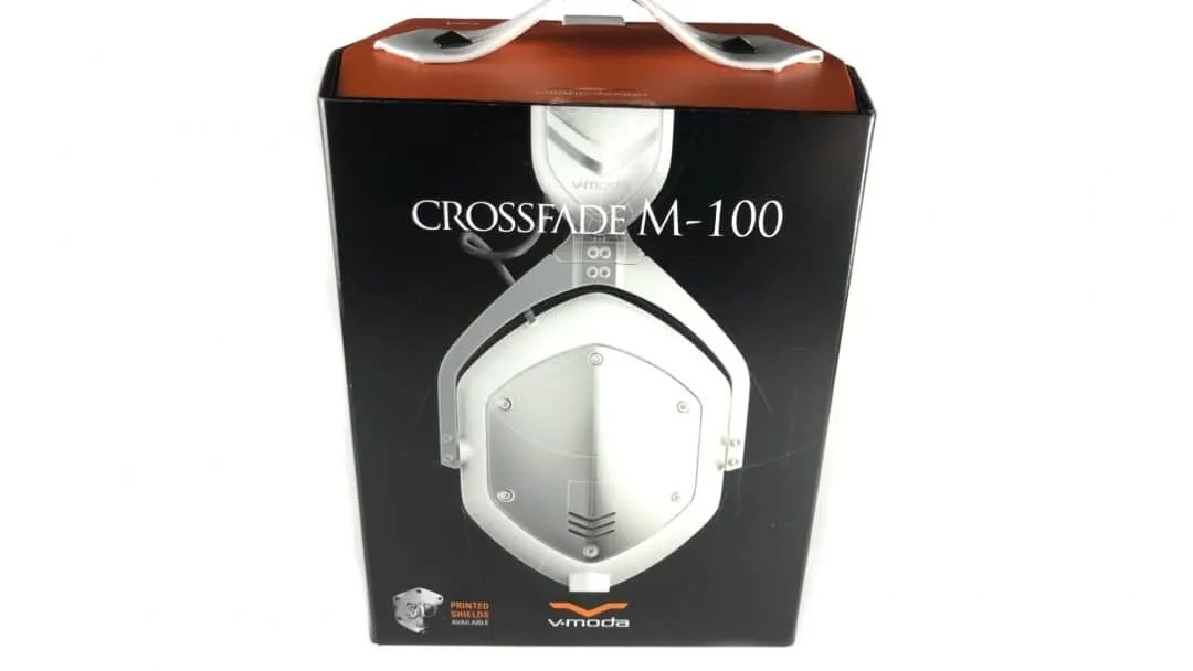 V-MODA Crossfade M-100 Headphones REVIEW
