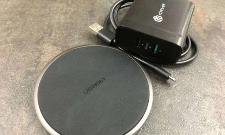 UGREEN Fast Charge Wireless REVIEW Convenient and Inexpensive Qi Charging Pad