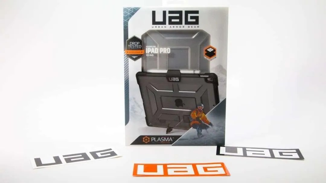 UAG Series Plasma iPad Pro Case REVIEW