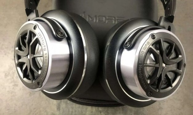 1More Triple Driver Over-Ear Headphone REVIEW Best Father's Day Present Ever