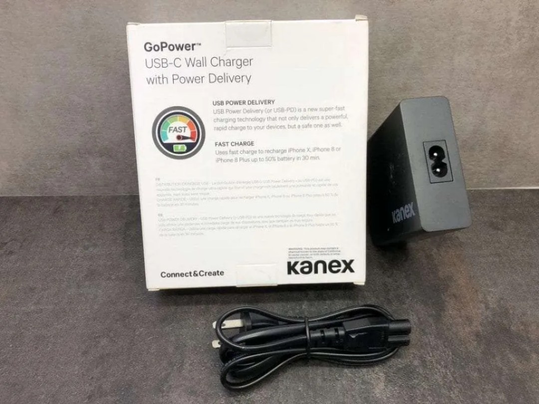 Kanex Charger