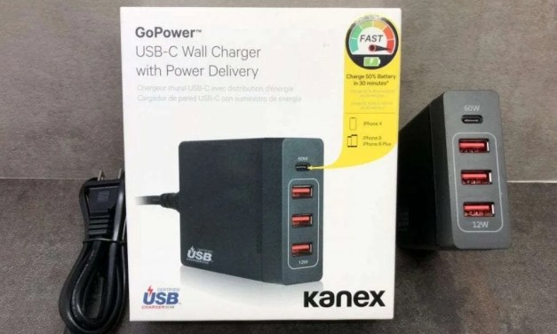Kanex GoPower USB-C Wall Charger REVIEW Charge em if you got em