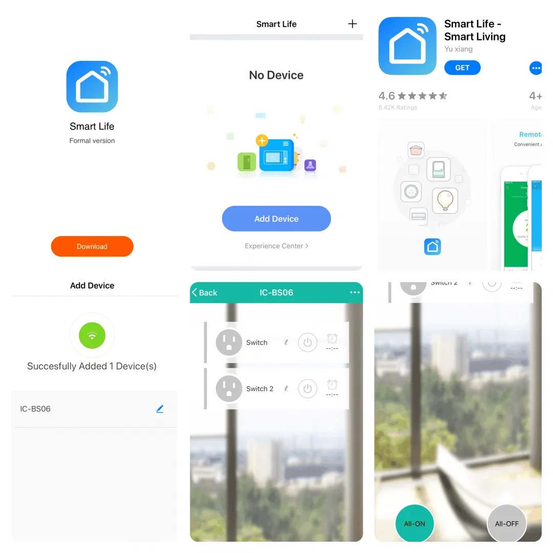 Smart Life App 1