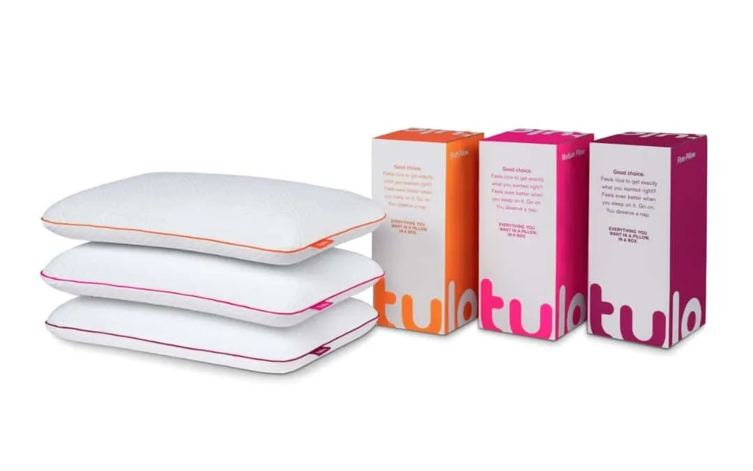 tulo Introduces High-Quality, Comfort-Based Pillows NEWS
