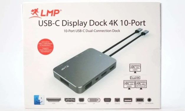 LMP USB-C Display Dock REVIEW