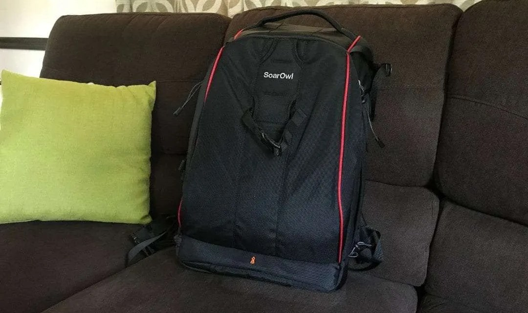 SoarOwl Camera Backpack REVIEW