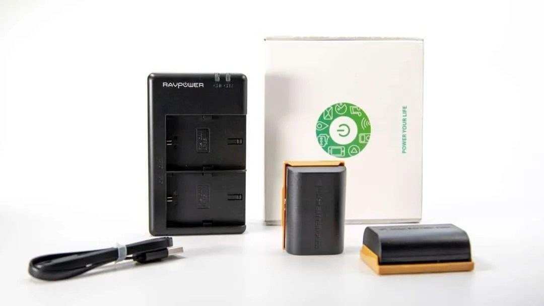 RAVPower Rechargeable Battery for Canon LP-E6 REVIEW