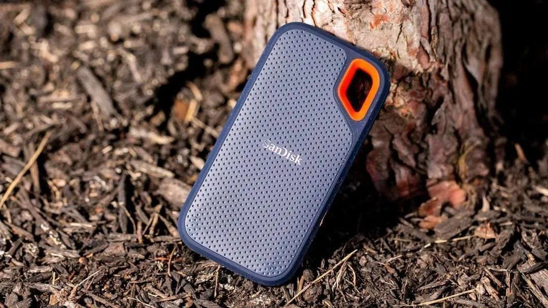 SanDisk Extreme Portable SSD 2TB REVIEW
