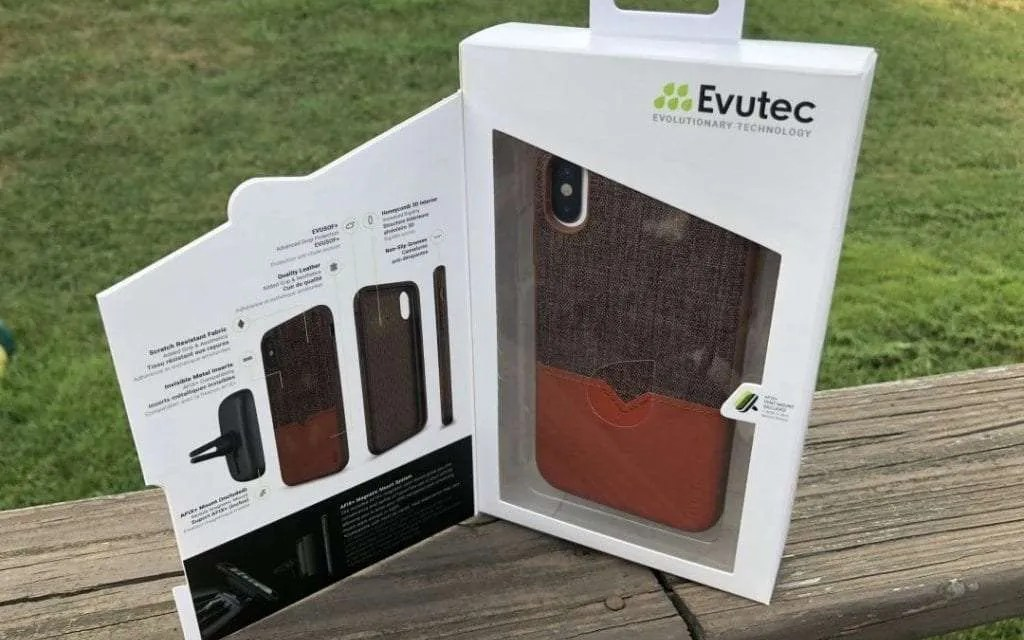 Evutec Northill Series iPhone Case REVIEW Enjoy Feature Function and Fashion