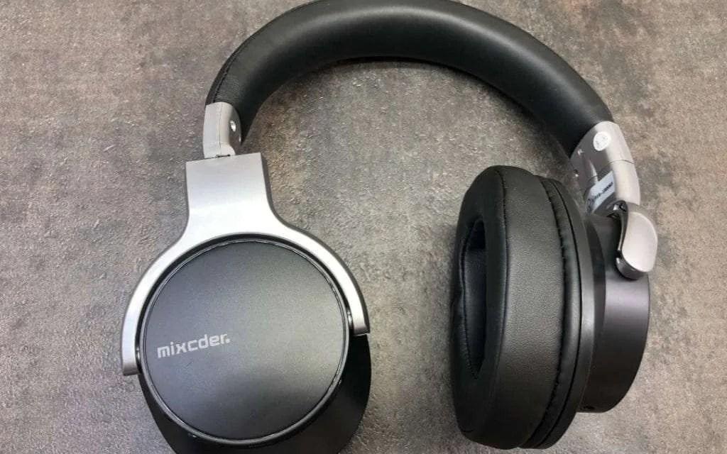 Mixcdr Wireless Headphone REVIEW Inexpensive ANC Wireless Headphones