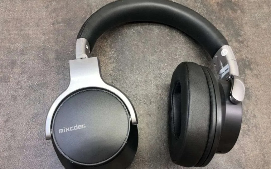 Mixcdr Wireless Headphone REVIEW Inexpensive ANC Wireless Headphones