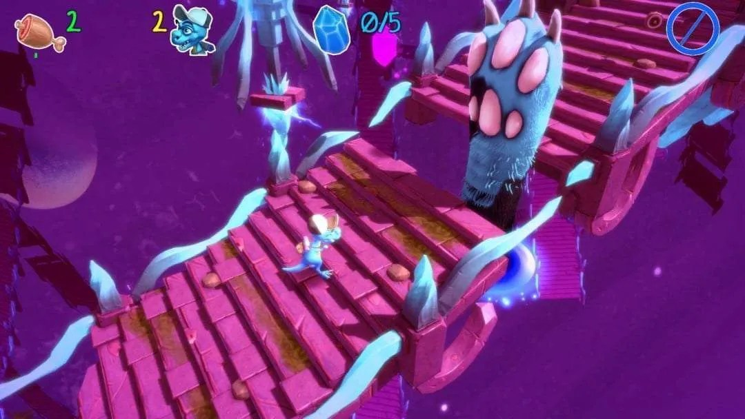 Tiny Hands Adventure Game REVIEW