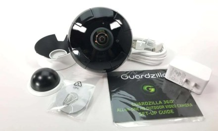 Guardzilla 360 Outdoor All-In-One HD Camera REVIEW