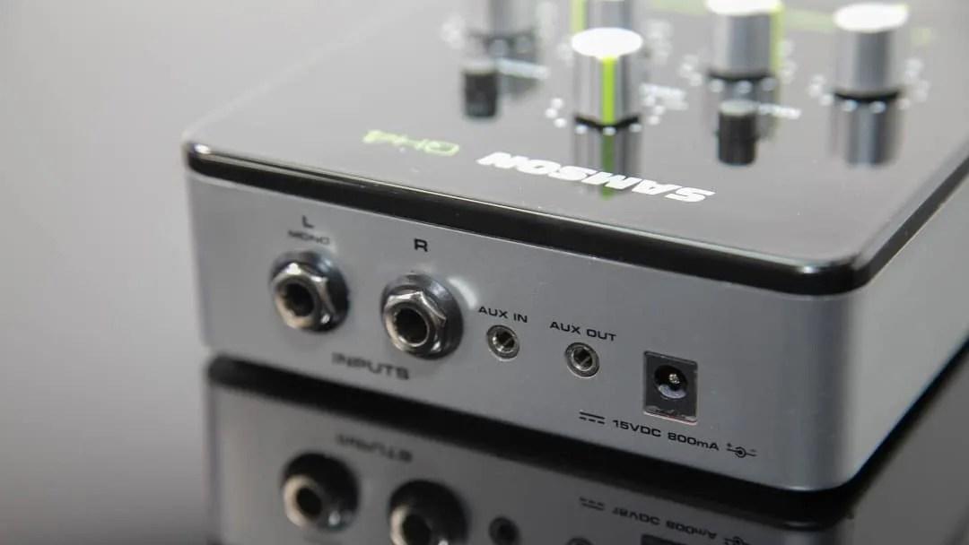 Samson QH4 4-Channel Headphone Amplifier REVIEW