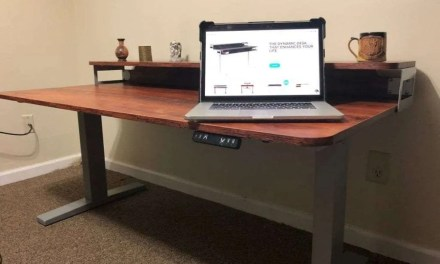 NookDesk REVIEW Ordering and Building of the Smart Desk that Enhances Your Life