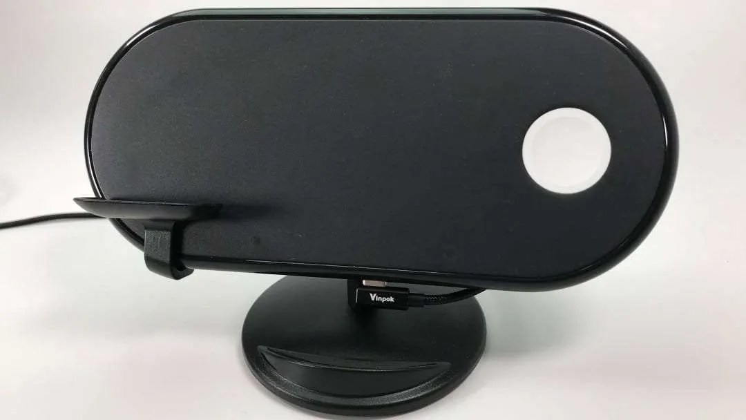 VINPOK Plux Wireless Charging Stand REVIEW