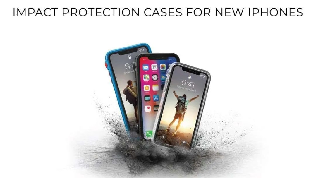 Catalyst Introduces Full Range of Impact Protection Cases for New iPhone Models NEWS