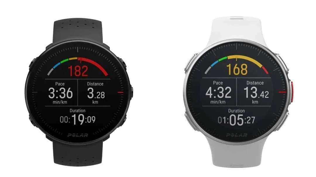Polar Unveils Polar Vantage V and Polar Vantage M Sport Watches NEWS