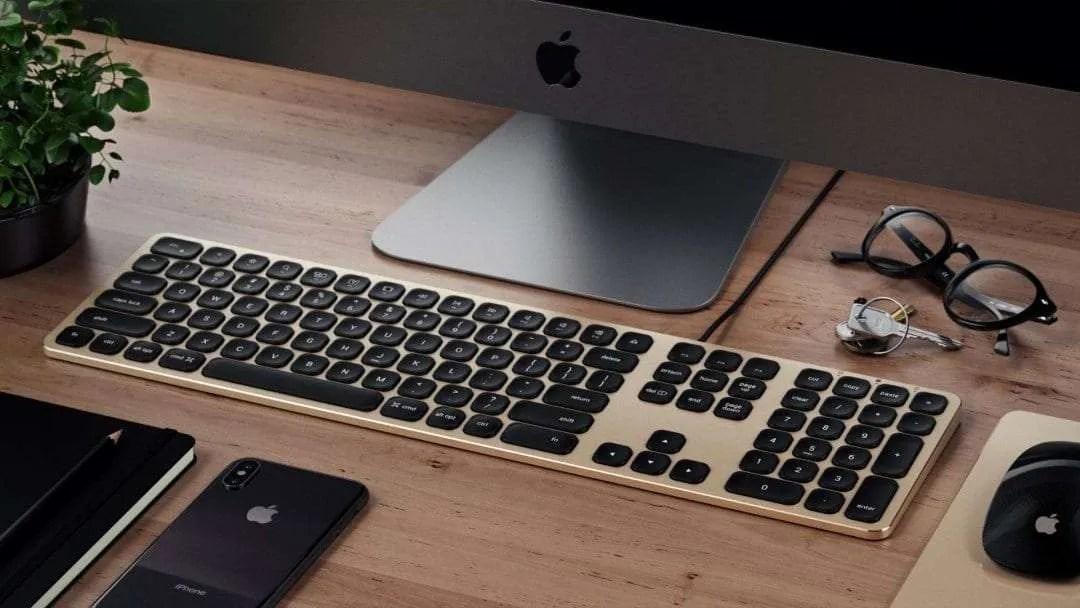 Satechi Launches New Aluminum Wireless Keyboards NEWS