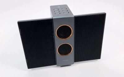 BenQ treVolo S Portable Bluetooth Electrostatic Speaker REVIEW
