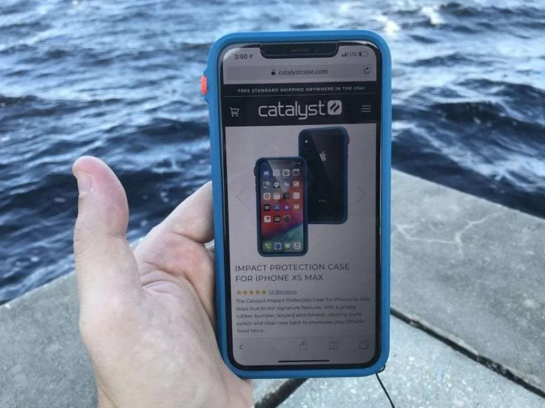 check out 1afaa 186cd Catalyst Impact Protection iPhone Xs Max Case REVIEW Nature's ...